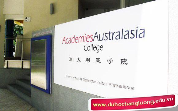 Chương trình anh văn tại Cao đẳng AAC - Singapore