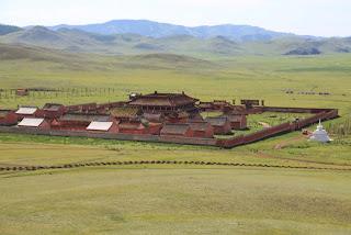 Pogledamo si glavni budistični samostan