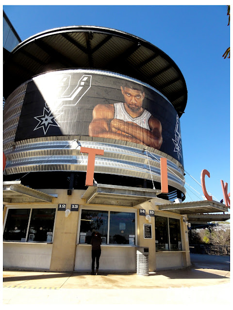 NBA 馬刺球場