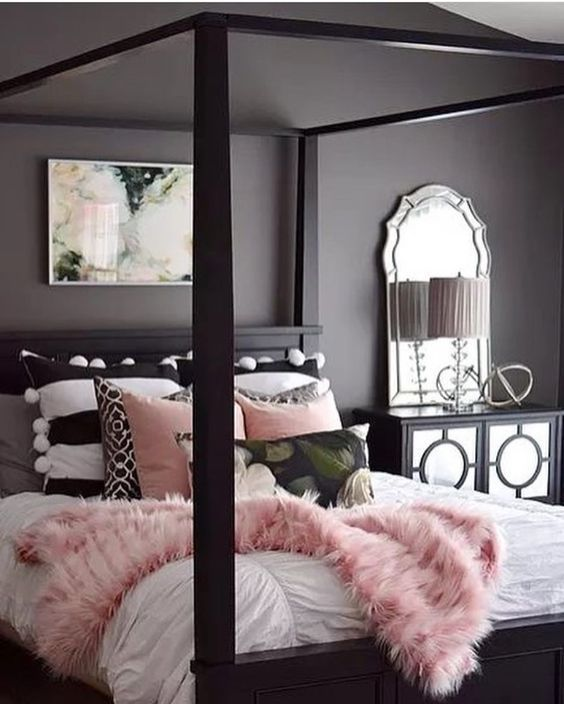 IDEAS DECORATION BEDROOM  FOR GIRL IN 2018 5