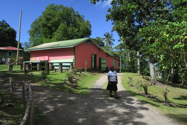 Cocoa Processing House