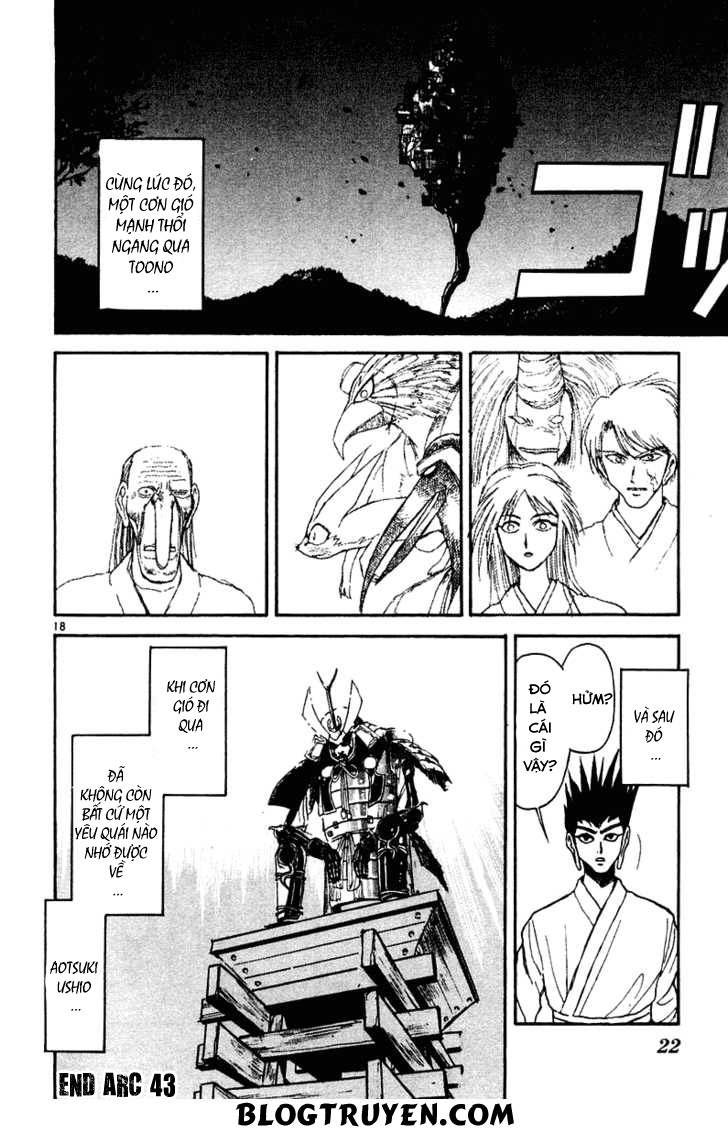 Ushio and Tora Chap 249 - Truyen.Chap.VN