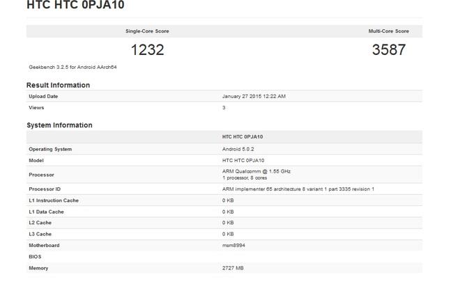 Lộ diện nguyên mẫu iPhone 6s với RAM 2 GB, chip 3 nhân 1.5 GHz