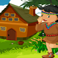 Games4King - Native American Girl Rescue