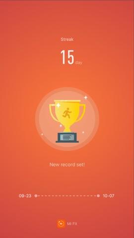 MyVlog - Neuer MiBand2  Rekord - Schritte! 15 Tage!