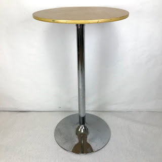 Pedestal High Top Table