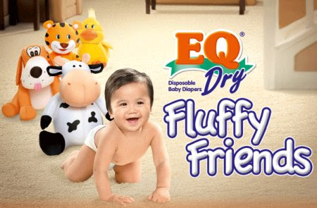 freebie alert, EQ Dry Diapers