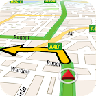GPS Map Directions icon