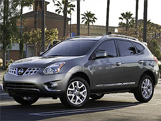 Motor Trend: 2011 NISSAN Rogue
