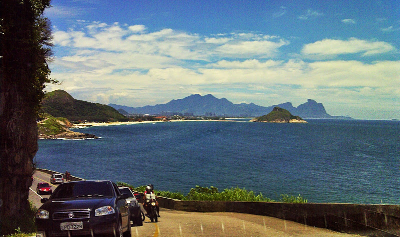 Photo: bela vista , não ? orla do Rio de janeiro , ( Grumari / Prainha )