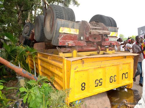 Mambasa : quatre morts dans un accident de circulation à Makumu