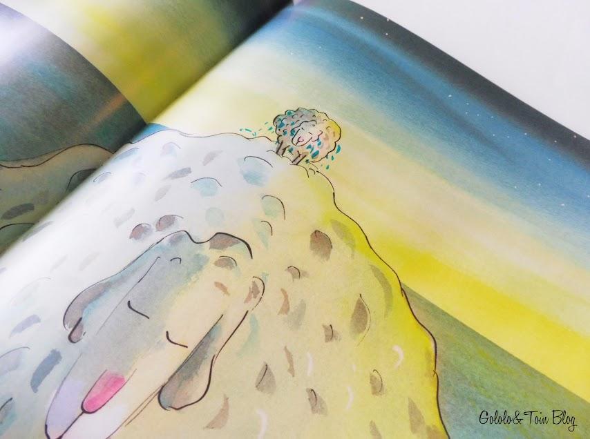 Gilda, la oveja gigante. Nubeocho ediciones