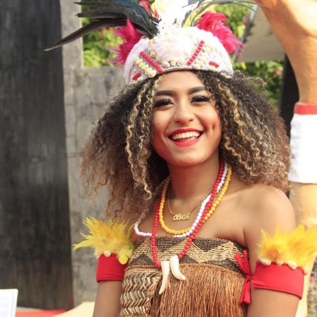 Putri Papua Kecam Veronica Koman: Heh iblis! Berapa Banyak Uang yang Kau Dapat dari Memalsukan Cerita HAM di Papua?