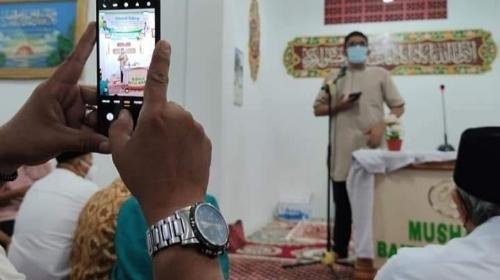 Kasus Covid19 di Padang Kembali Meningkat, Wako Hendri Septa Bilang Begini