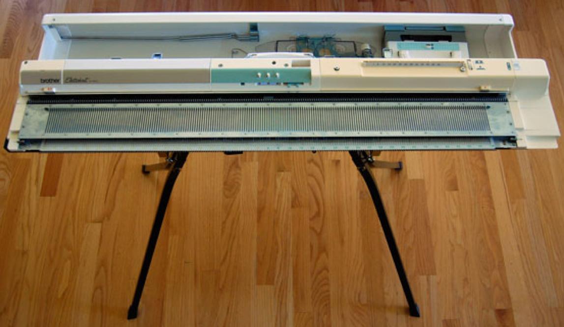 Knitting Machine For Home : Stix and stones carolyn barnett workshops at
