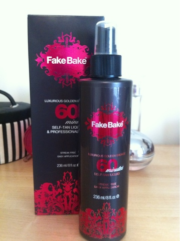fake bake 60 minute tan instructions