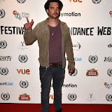 OIC - ENTSIMAGES.COM - Andrew Lee Potts at the Raindance Opening Night Gala at the Vue in Leicester Square, London on the 23rd September 2015. Photo Mobis Photos/OIC 0203 174 1069