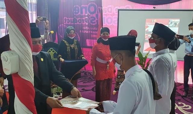 731 Warga Binaan Lapas Narkotika Karang Intan Dapat Remisi