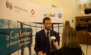 Le World Trade Center Algérie (WTCA) organise la 1ére édition des rencontres « Club Export » sous le thème « L'Afrique, un territoire à fort potentiel… ».