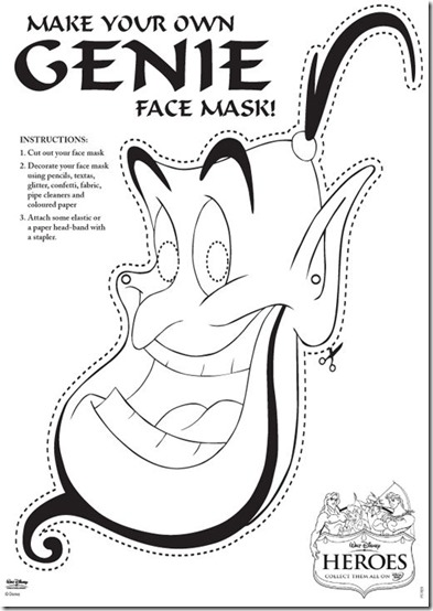 mascara de aladino imprmir  (1)