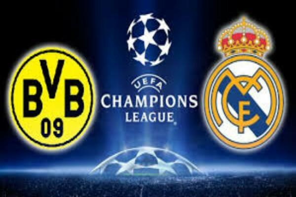 Borussia Dortmund vs Real Madrid Champions League Match Highlight as Ronaldo double seals win on 400th appearance