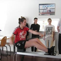 Ungdomsworkshop med landsholdsroere i Nybro-Furå
