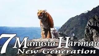 benarkah tak ada ochi rosdiana di 7 manusia harimau new generation