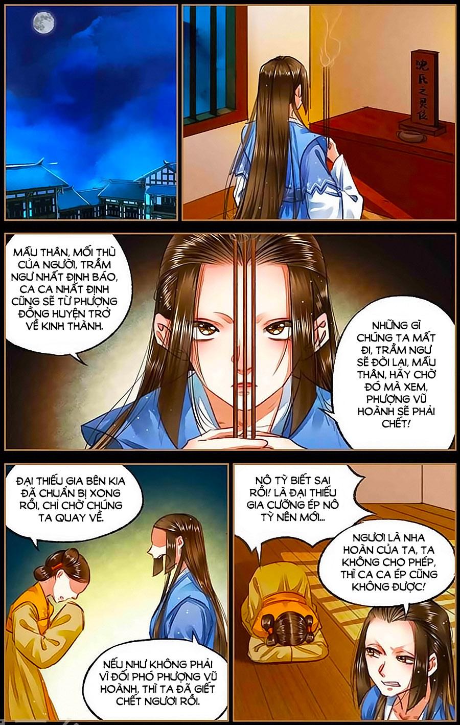 Thần Y Đích Nữ Chap 73