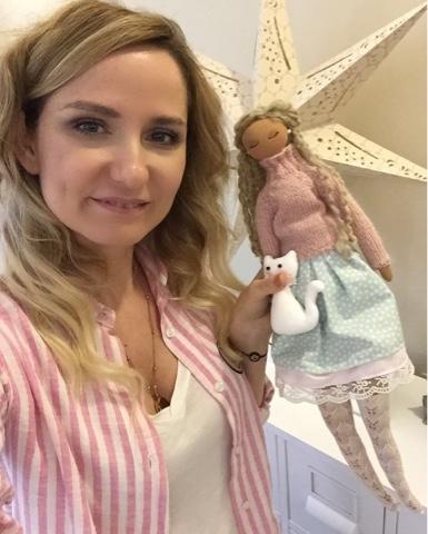 tilda bebek, tilda dolls, bez bebek yapımı