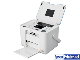 How to reset Epson PM210 printer