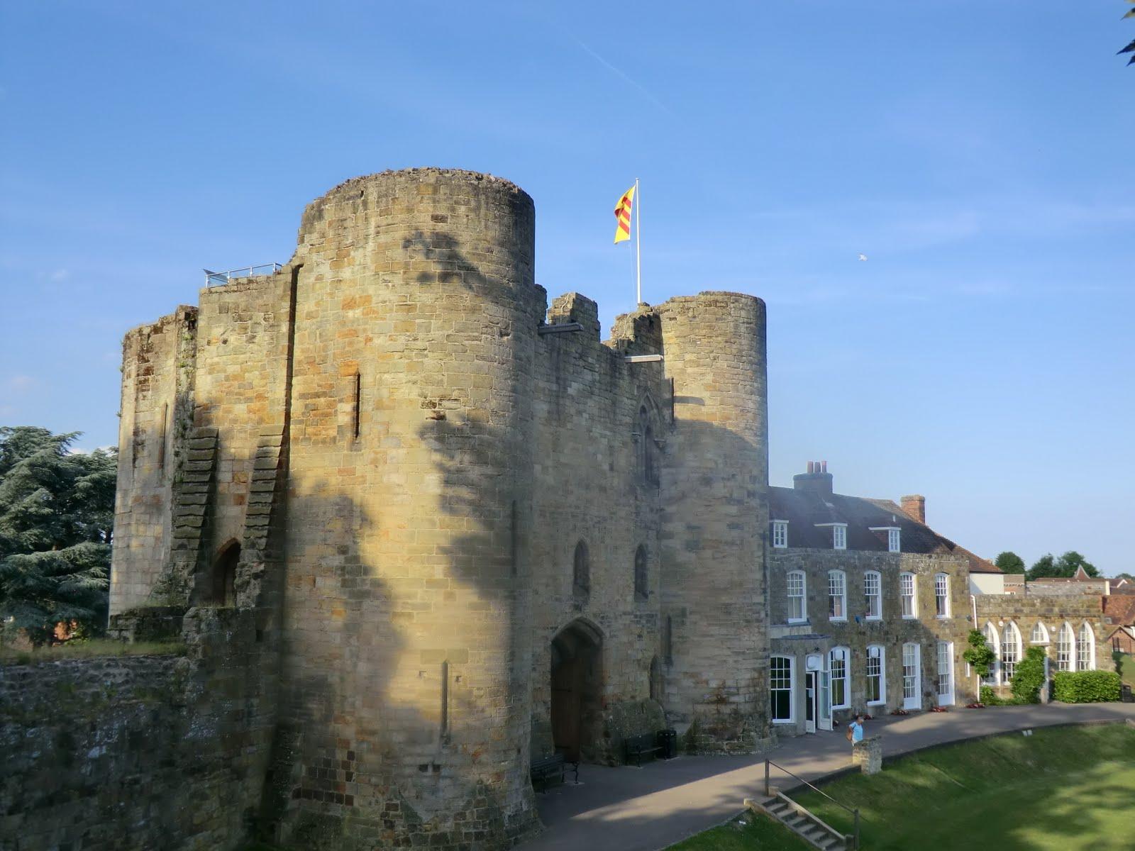CIMG2024 Gatehouse, Tonbridge Castle
