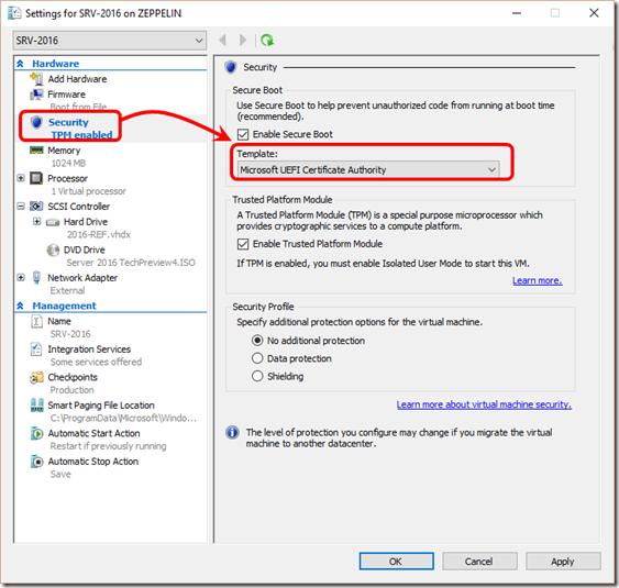 The Trembling Uterus: Securing Virtual Machines in Windows 10