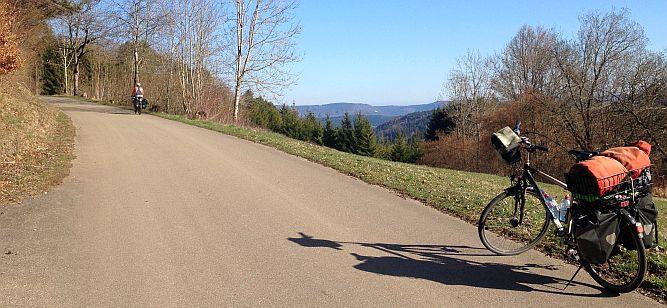 Zwischen Lausheim und Wutach im Süd-Schwarzwald