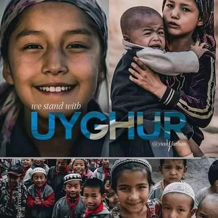 Muslim Uighur Butuh Khilafah