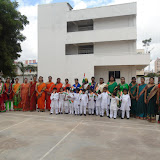 Pre Independence day celebrations in AKSHARA for Pre-Primary kids on 14th August 2015.