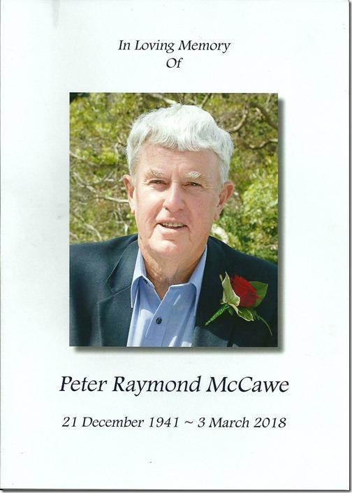 Peter McCawe