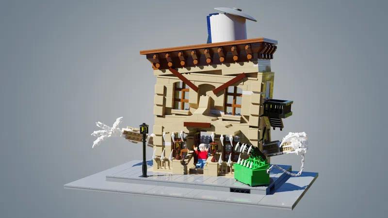 レゴアイデア『怖いゴースト』コンテスト結果発表!どれも怖すぎ!