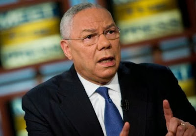Colin Powell wants US to adopt universal health care