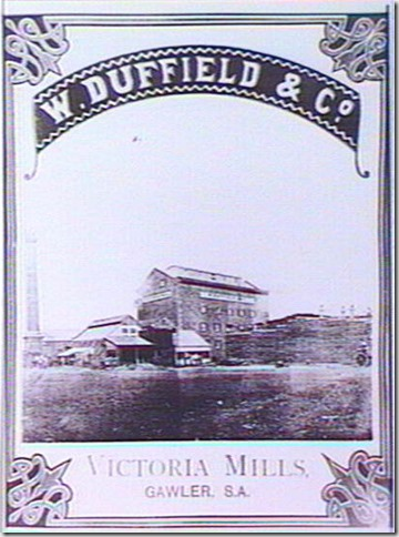 duffield mill