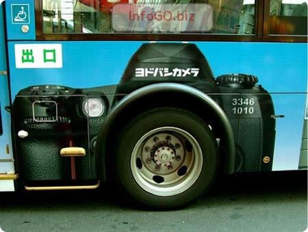 Autobus foroaparat