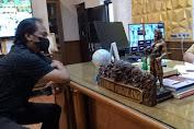 Mantapkan Perencanaan Hajatan APKLI TANO EXPO KAKI LIMA INDONESIA 2021, Ketua DPD APKLI Bone Temui Sejumlah Pejabat