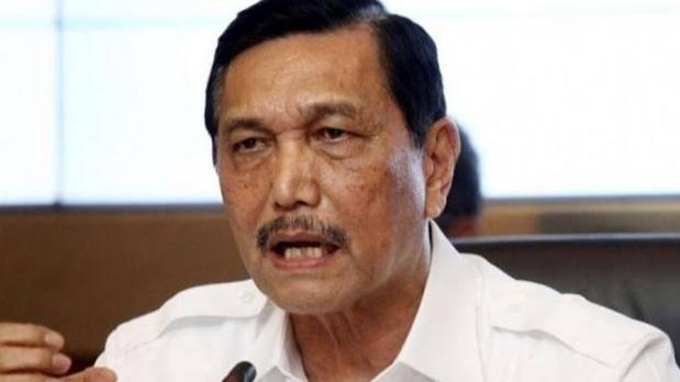 Foto: Menteri Koordinator Bidang Kemaritiman dan InvestasiLuhut Binsar Pandjaitan.