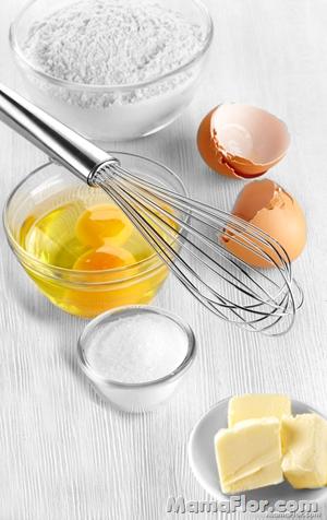Ingredientes para Cupcakes deliciosos