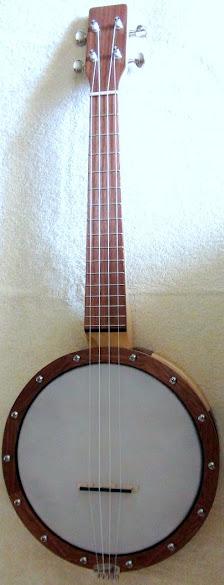 Jon Cooley Tenor Banjolele banjo Ukulele