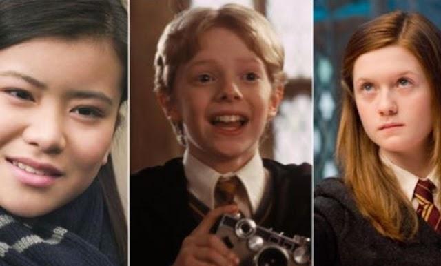 Harry Potter: Membros do Armada de Dumbledore classificado por probabilidade
