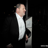 WWW.ENTSIMAGES.COM -  Harvey Weinstein    arriving at BAFTA's SilverLinings Playbook Dinner at Little House Queen Street  London February 8th 2013                                                        Photo Mobis Photos/OIC 0203 174 1069