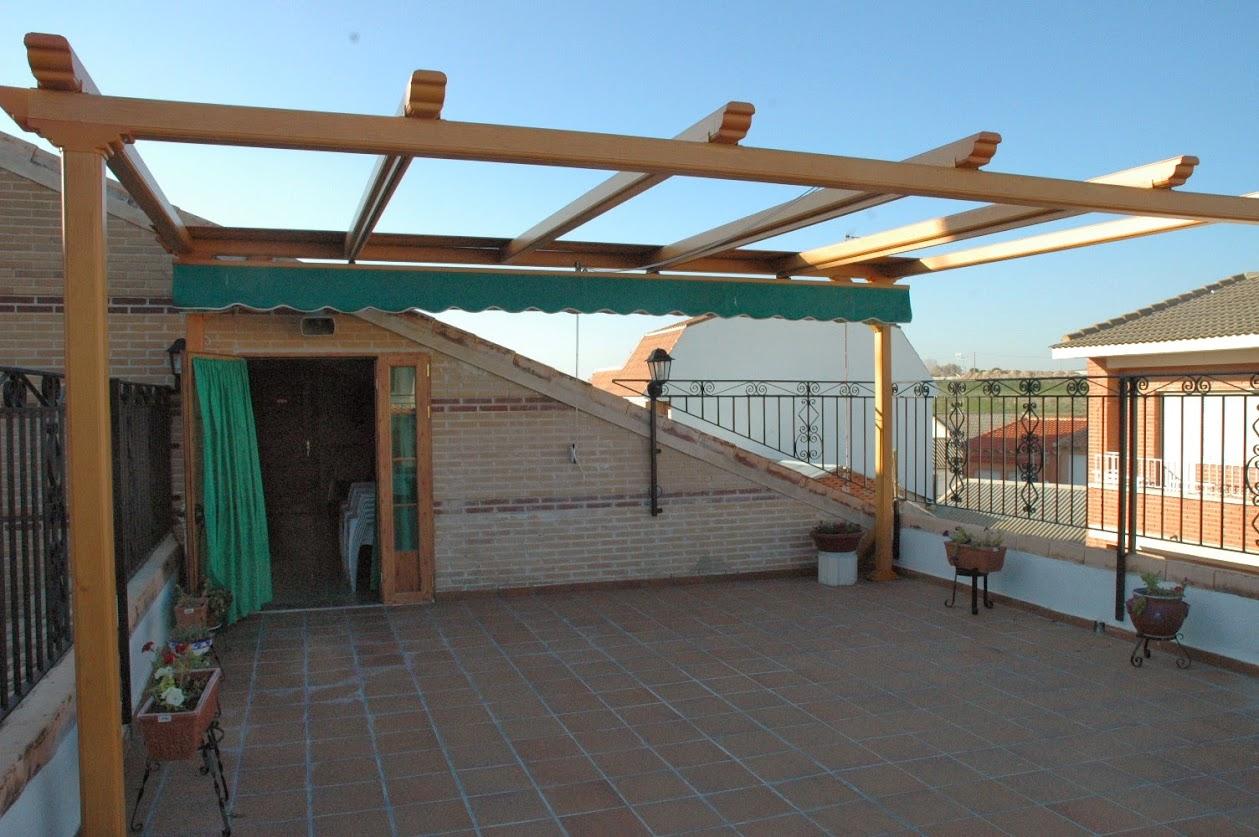 Sistemas de toldos para patio o jard n en alicante - Toldos para patios exteriores ...
