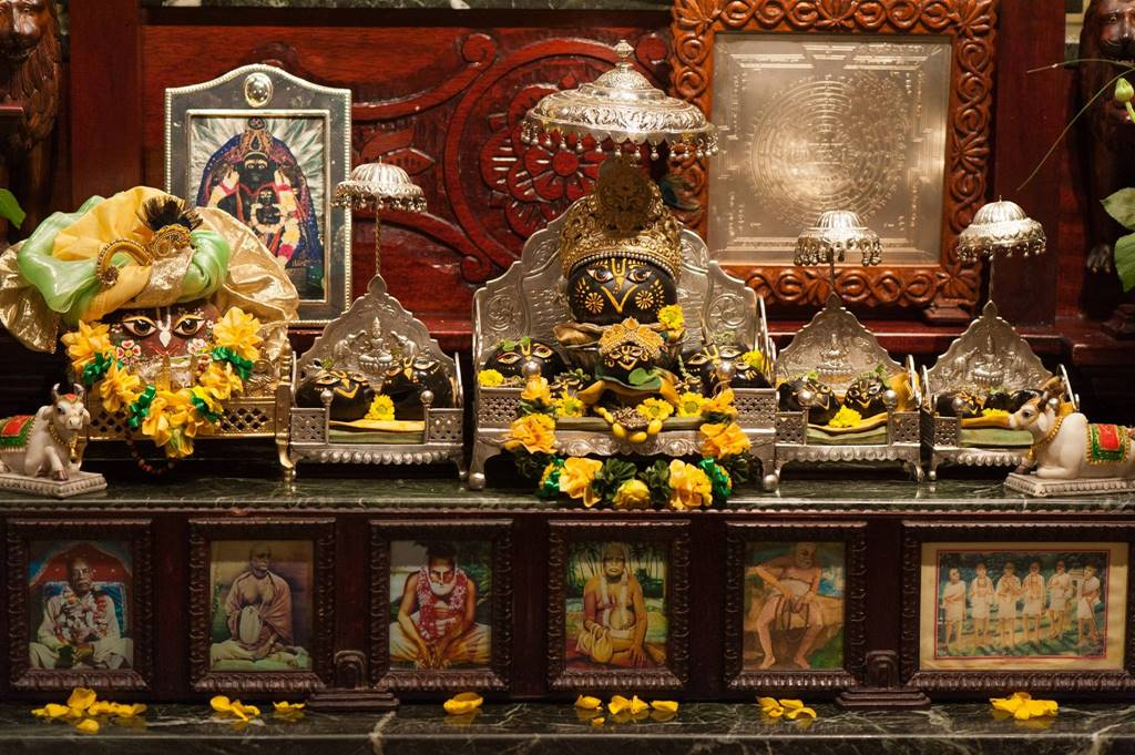 ISKCON Goloka Dhama, Germany Deity Darshan 31 Jan 2016 (8)