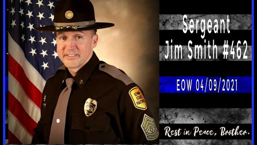 Iowa state trooper gunned down
