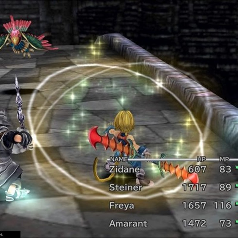 Final Fantasy IX – Alle Cheats für die PS4-Version des Spiels (Guide)
